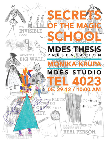 Secrets of Magic School: Emergent Learning Through the Design Process in a Kindergarten Classroom